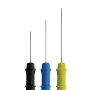 Elettrodi ad ago monopolare isolati per EMG