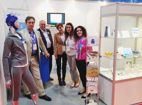 Grazie Dubai - Arab Health 2014