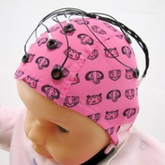 EEG prewired headcaps